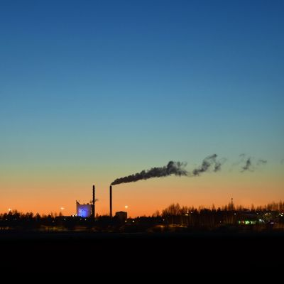 Suosiolan voimalaitos Napapiirin energia ja vesi