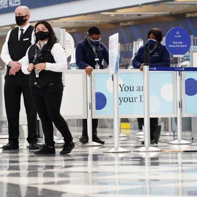 United Airlines julkisti sovelluksen, johon koronatestin voi ladata.