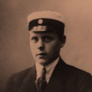Ylioppilas Erik Hernberg