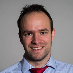 Mellanösternexpert Anders Persson