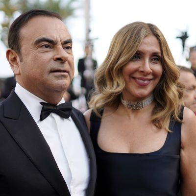 Carlos ja Carole Ghosn