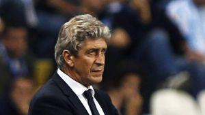 Manuel Pellegrini fungerar tillsvidare som tränare för Malaga i La Liga