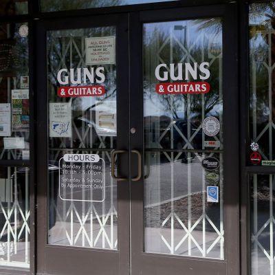 Affären Guns & Guitars Las Vegasskytten misstänks ha köpt sina vapen.