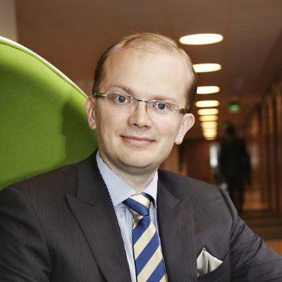 EK:n johtava ekonomisti Penna Urrila.