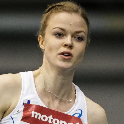 Jonna Berghem, Nordenkampen 2017.