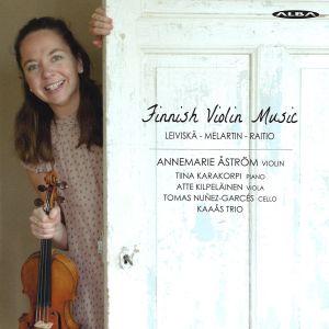 Finnish Violin Music / Åström