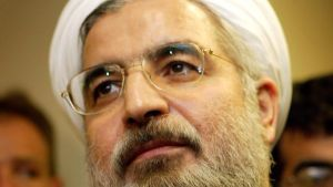 Hassan Rohani, Irans president