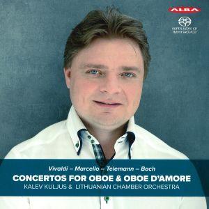 Kalev Kuljus / Oboe Concertos
