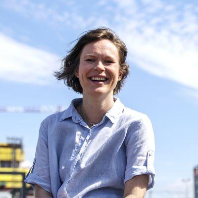 Frida Gyllenberg, lääkäri & väitöskirjatutkija