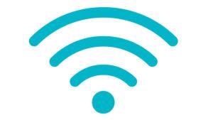 Symboli. Wifi-symbooli.