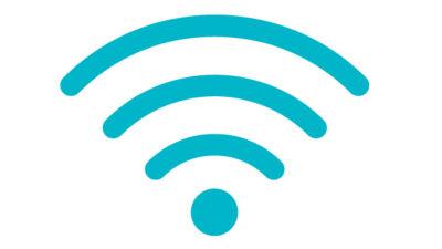 Symbolbild. Wifi-symbol.
