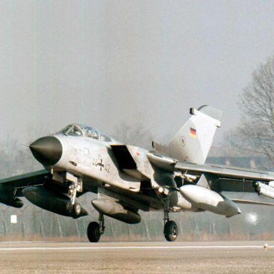 Tysk Tornado spaningsplan