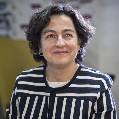 Arancha González.