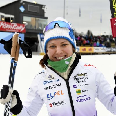 Susanna Saapunki.