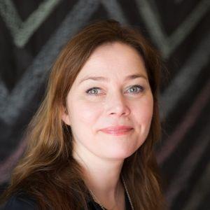 Porträttbild av Skams producent Marianne Furevold-Boland.
