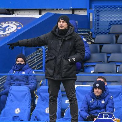 Lördagens 3–1-seger mot Luton i FA-cupen blev Frank Lampards sista match som Chelseatränare.