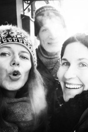Tina Axelsson, Oskar Berger, Malin Kivelä
