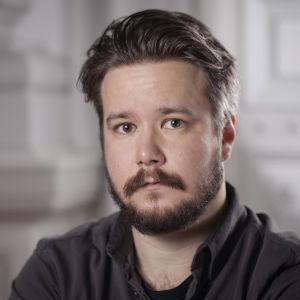 Skådespelaren Willehard Korander