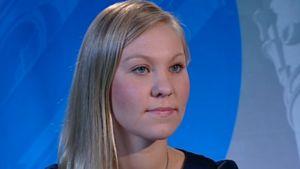 Elin Blomqvist, SFP, Borgå, riksdagsvalskandidat 2015.