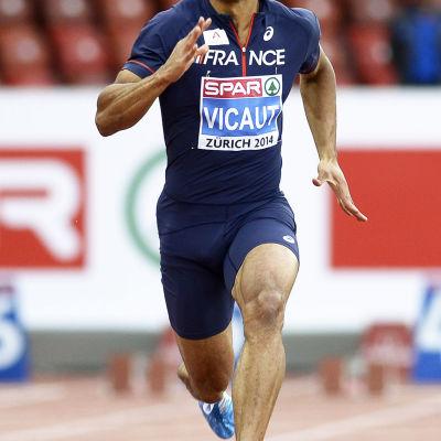 friidrott, sprinter