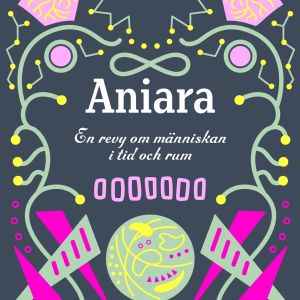 Omslag till Harry Martinsons Aniara