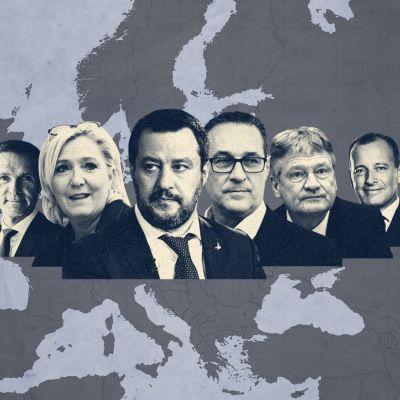 Populistien liitto EU-parlamentissa