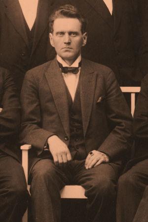 Knut Kangas 1925.