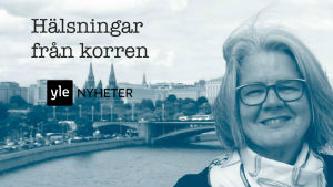 Moskvakorrespondenten Kerstin Kronvall.