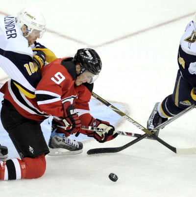 Henrik Tallinder, Buffalo Sabres, 2008.