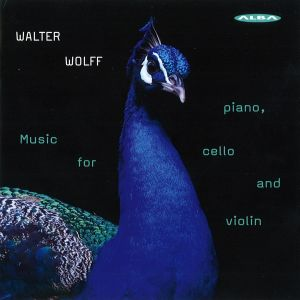 Walter Wolff / Music for piano, cello and violin