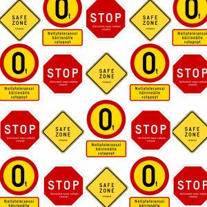Docventures - otsikkokuva: Stop - nollatoleranssi seksuaaliselle häirinnälle.