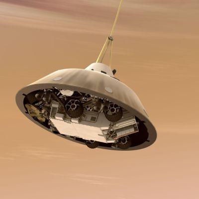 Marsiin laskeutuminen