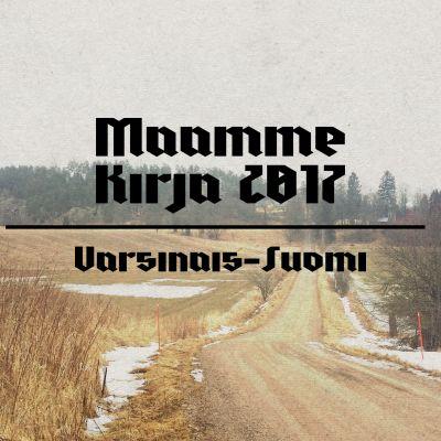 Maamme kirja 2017: Varsinais-Suomi artikkelin pääkuva