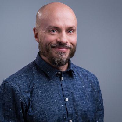 Sami Koivisto on Yleisradion ensimmäinen yleisöasiamies.