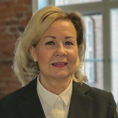 Kuhmoisten kunnanjohtaja Heusala Anne
