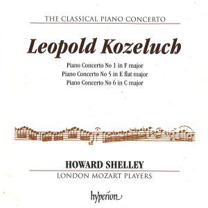 Kozeluch / Shelley