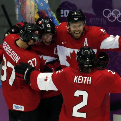 Kanada tog hem OS i Sotji 2014.