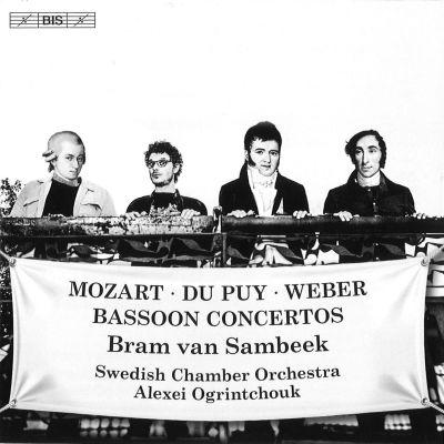Bassoon Concertos / Bram van Sambeek