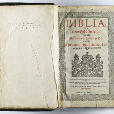 vanha raamattu