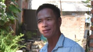 Fransmannen Jean-Pierre Luong älskar att jobba med de olika minoritetsfolken på de sydvästra högländerna.
