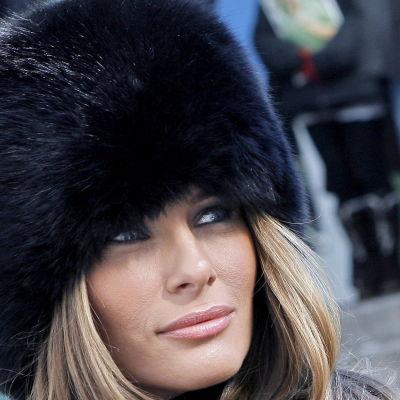 Melania Trump 2007.
