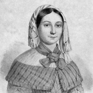 Författaren Emilie Flygare-Carlén