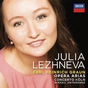 Julia Lezhneva / Graun