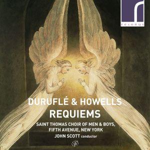 Durufle & Howells / Requiems
