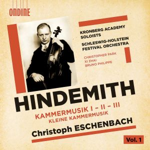 Paul Hindemith / Christoph Eschenbach