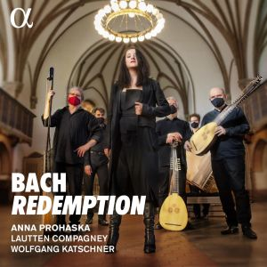 Anna Prohaska / Bach: Redemption
