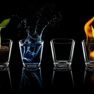 Luonnon neljä elementtiä