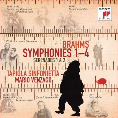 Mario Venzago / Brahms