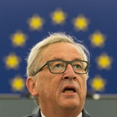 EU-kommissionens ordförande Jean-Claude Juncker