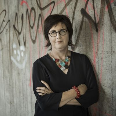 Christina Wahldén.